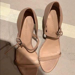 Sigerson Morrison sandals. Worn once. 6.5